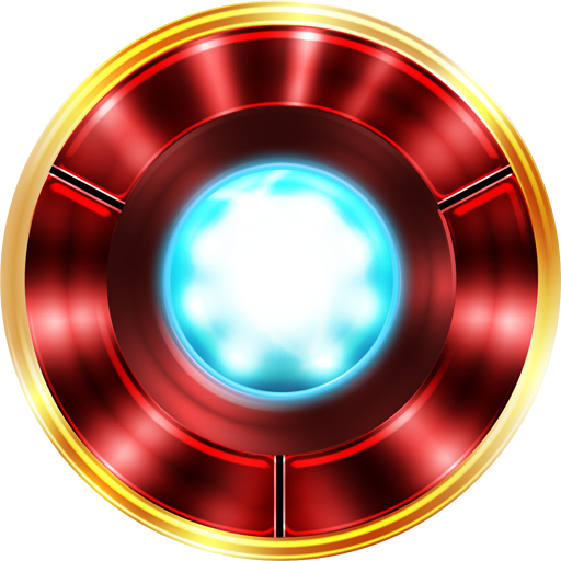 Png Vector Iron Man image #13138