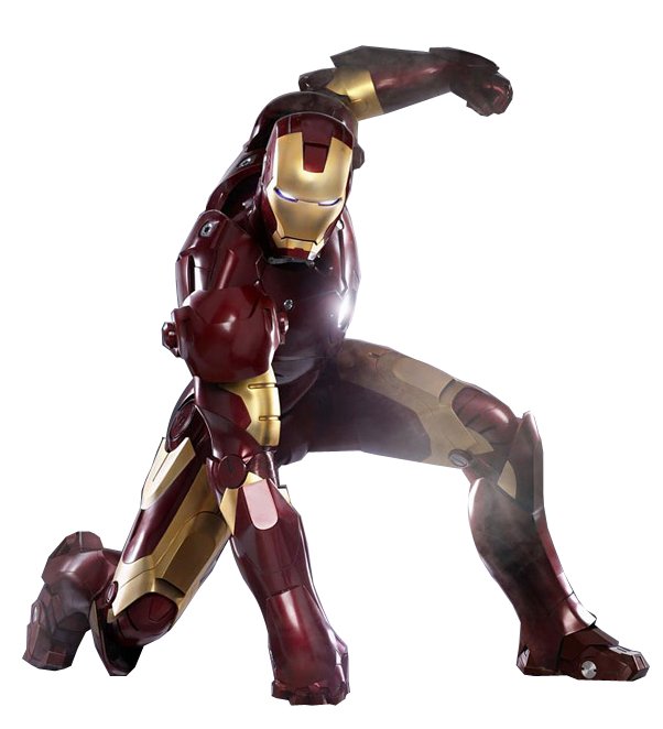 Download For Free Iron Man Png In High Resolution image #13120