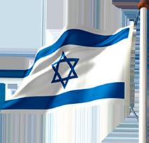 Israel Flag Icon image #38243