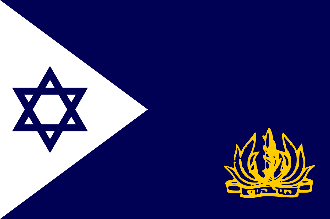 Israel Flag Png image #38252