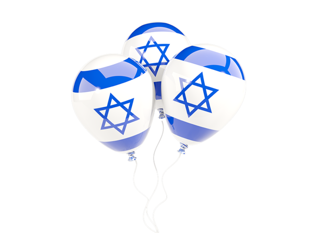 Israel Flag Transparent image #46001