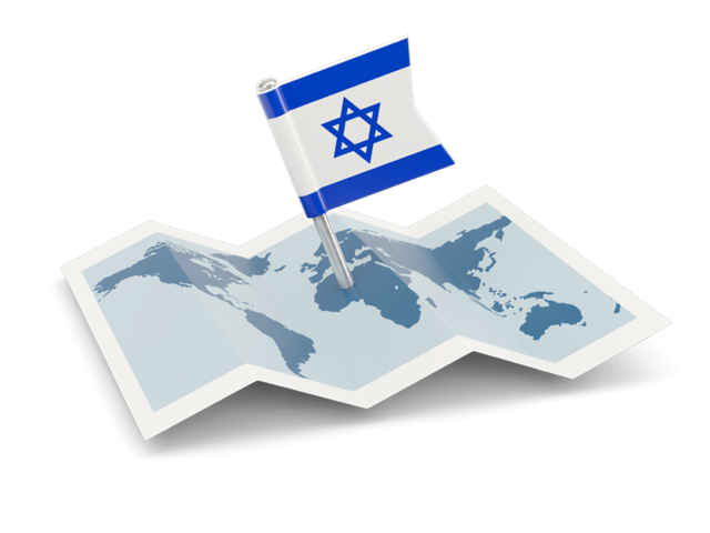 Israel Flag Transparent PNG Free Download image #46003