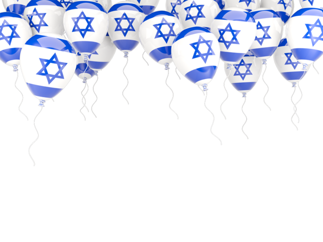 Israel Flag Transparent PNG Photo 23 image #46010