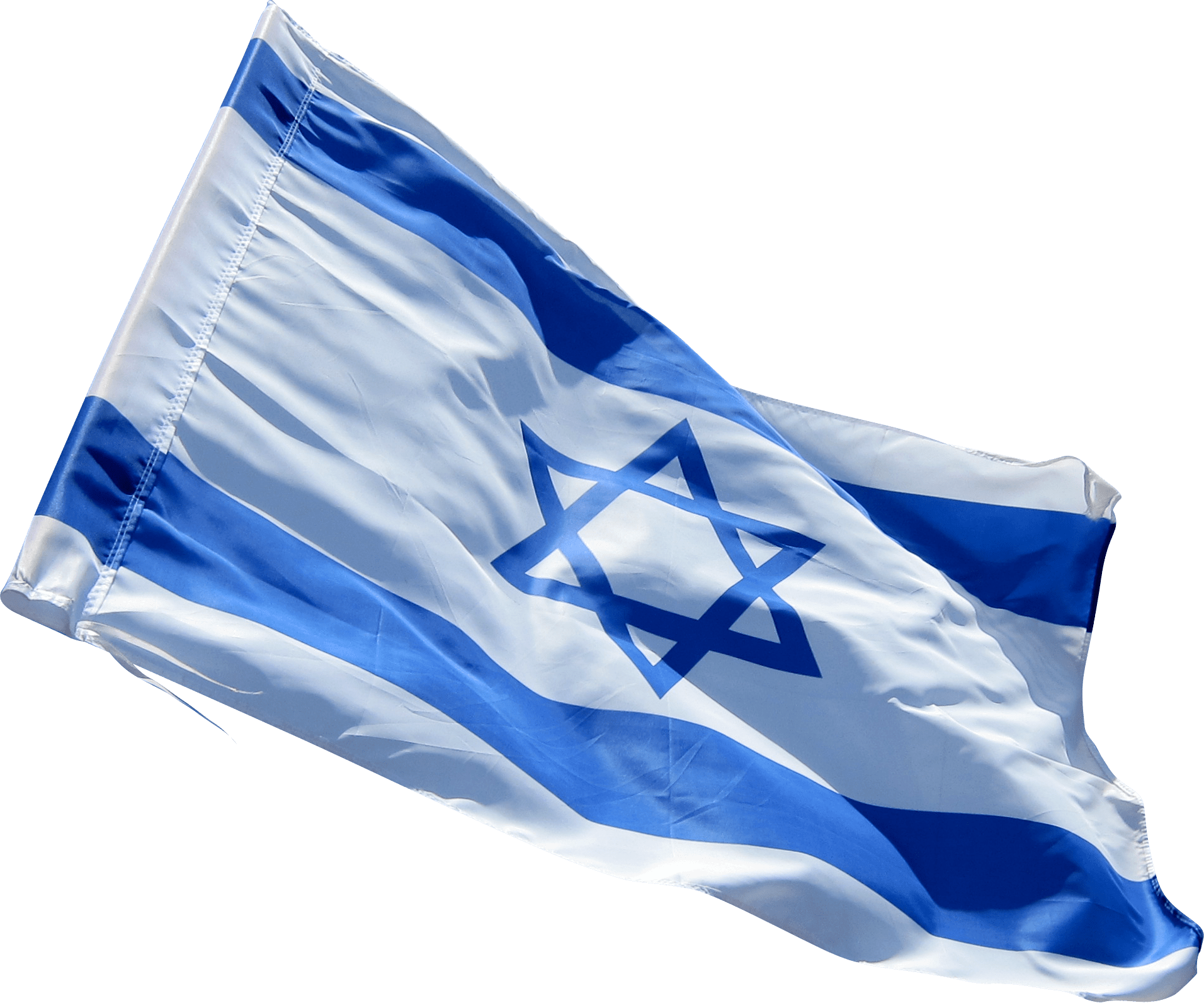 Israel Flag Transparent PNG Picture