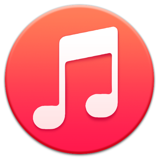 Svg Icon Itunes image #15447