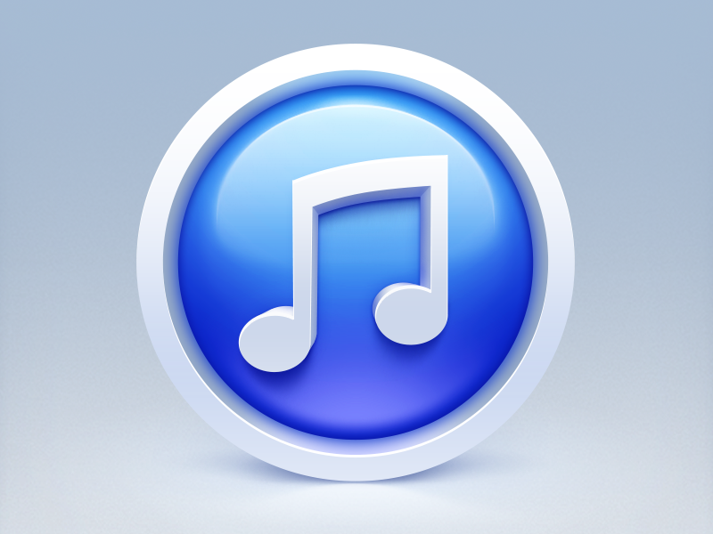 Itunes  Library Icon image #15452