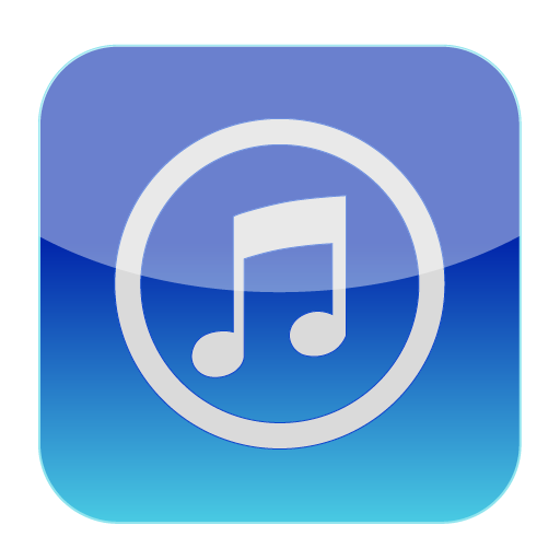 Icon Itunes Vector image #15440