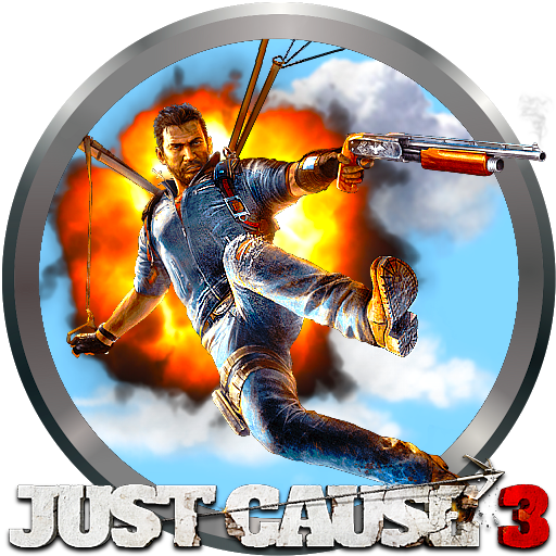 JC3, Just Cause 3 Icon image #43767