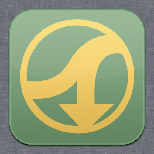 Library Jdownloader Icon