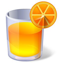 Vector Fruit Juice Icon image #21457