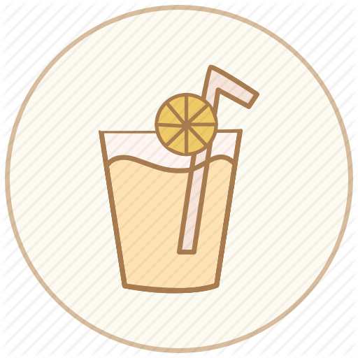 Fruit Juice Symbol Icon