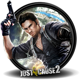 Just Cause 2 3 Game Icon image #43760