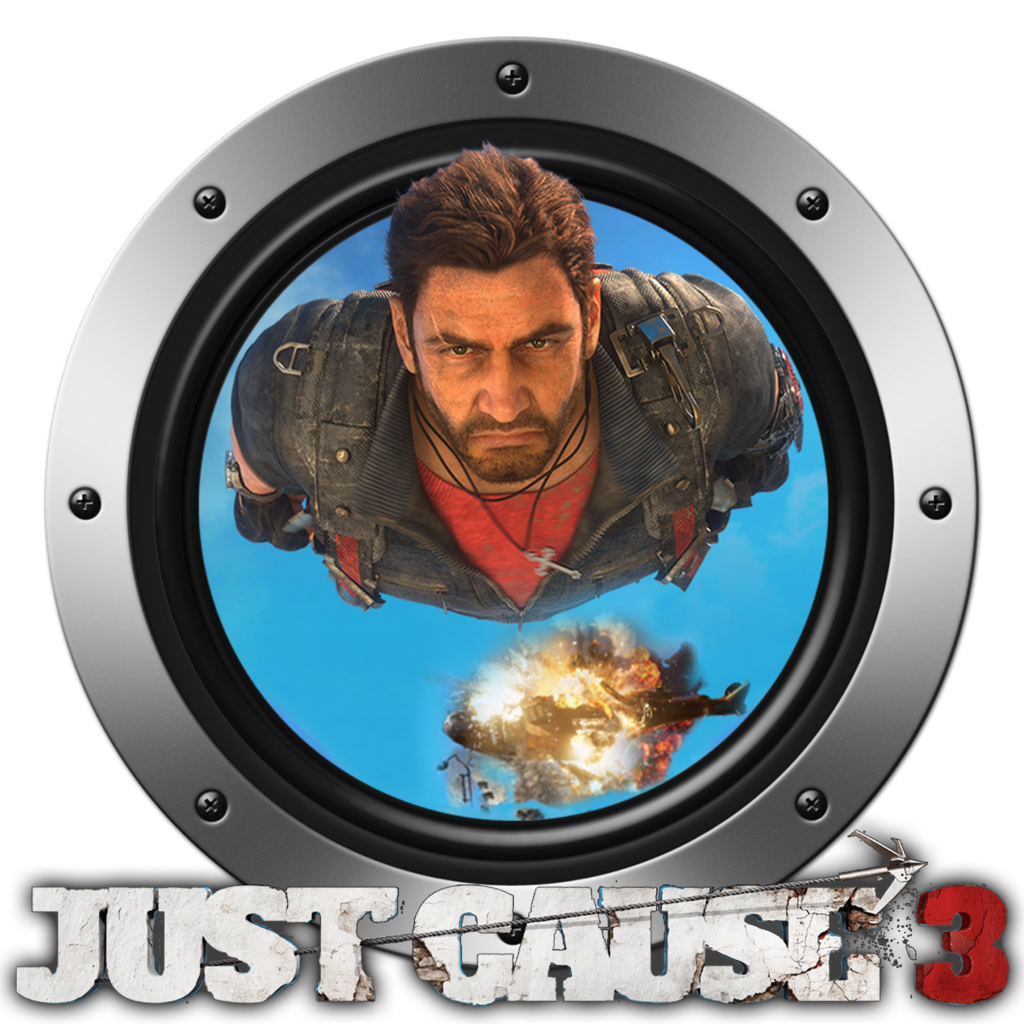Just Cause 3 Flying Icon image #43770