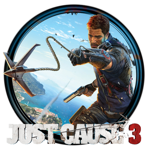 just cause 3 icon png