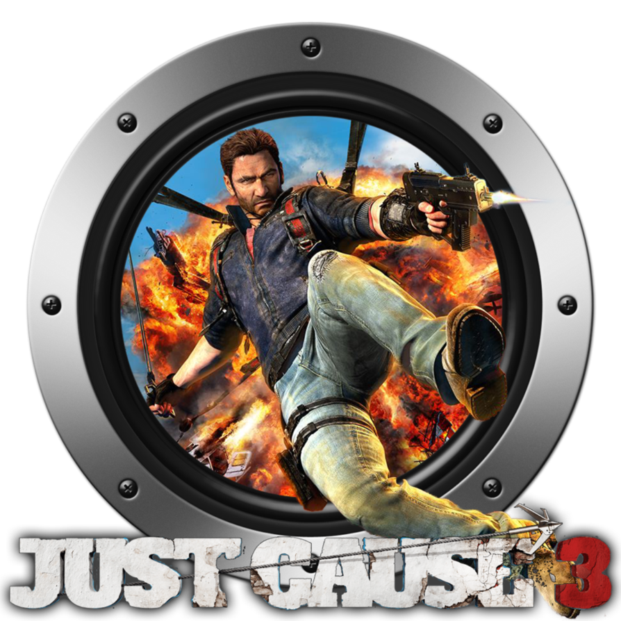 Just Cause 3 Photo Icon Png image #43774