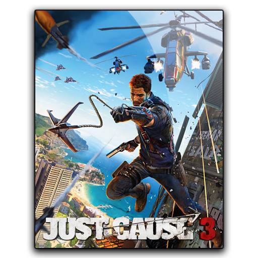 Just Cause 3 V2 Icon image #43773