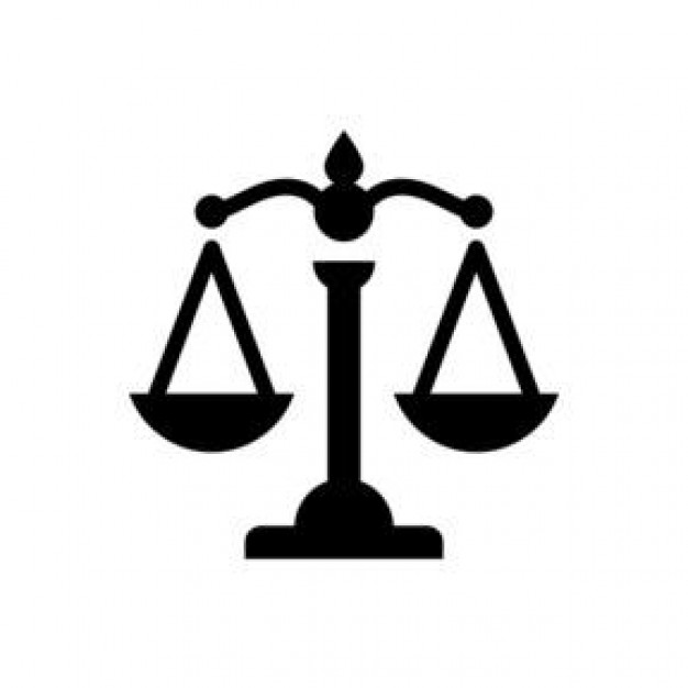 Icon Justice Svg image #20950