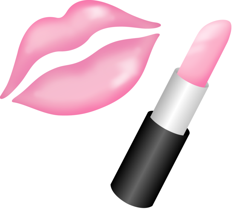 kiss, pink, lipstick png