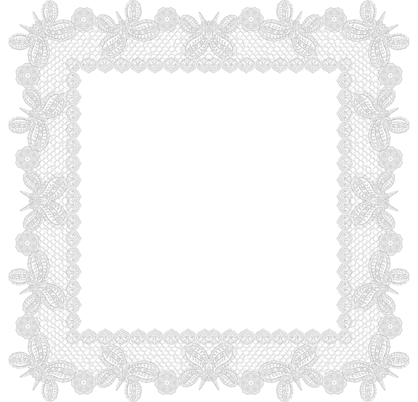 High-quality Lace Border Cliparts For Free! image #37003