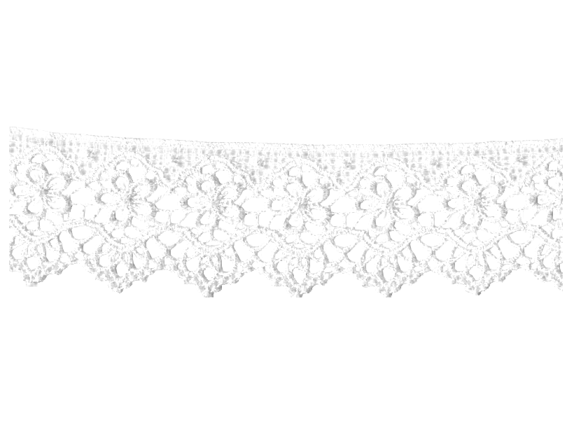 High Resolution Lace Border Png Icon image #37005