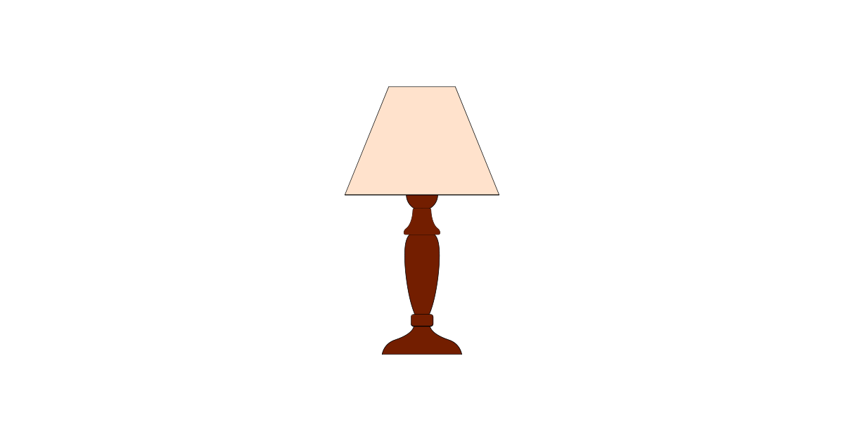 Background Transparent Lamp Png