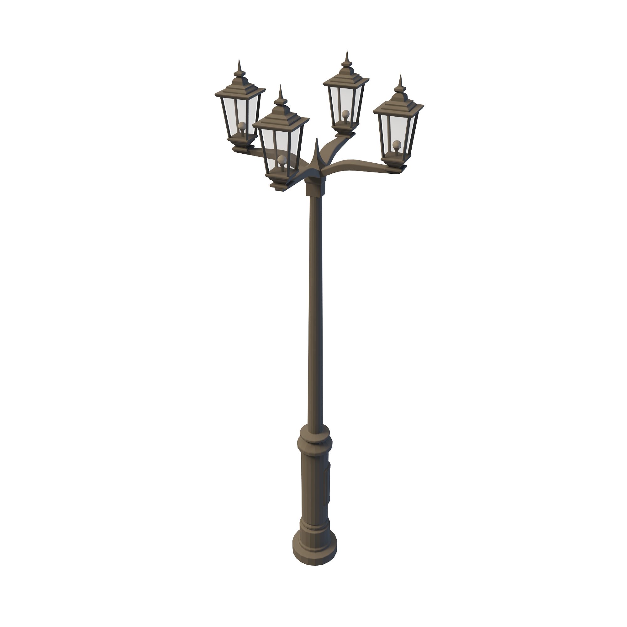 High Resolution Lamp Png Clipart image #34937