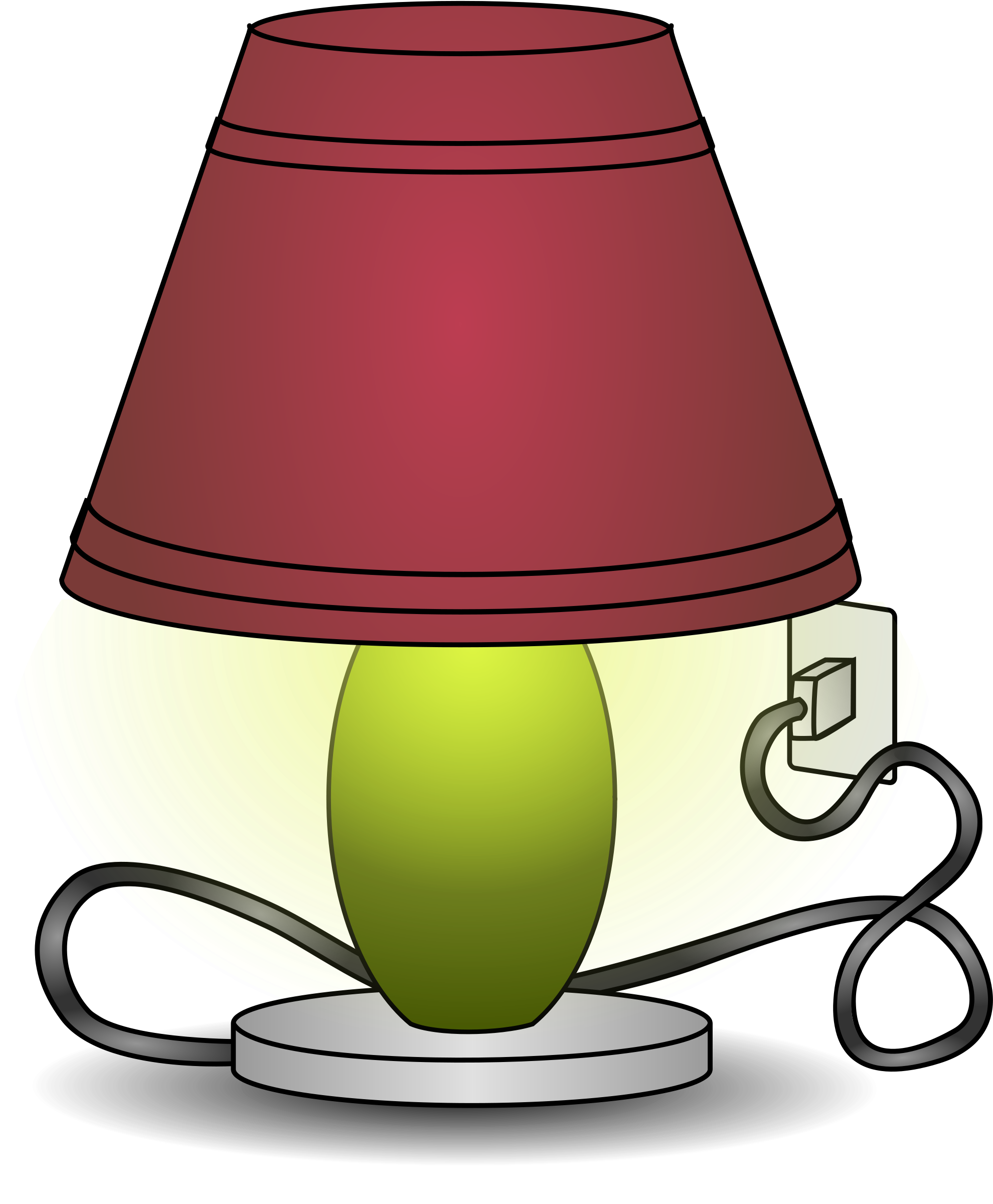 Transparent Png Lamp Background
