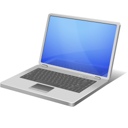 Icon Vector Laptop image #19513