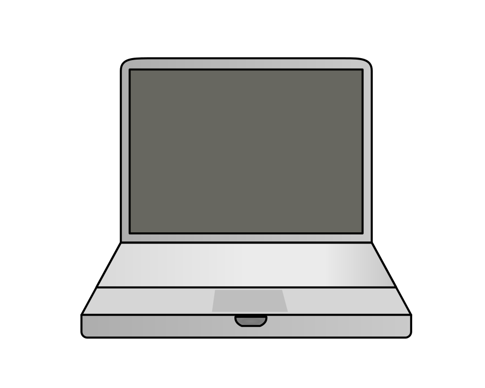 Transparent Png Laptop image #19510