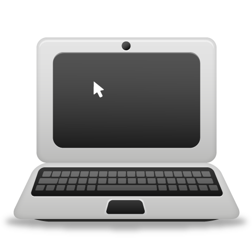 Laptop Icon Png image #6760