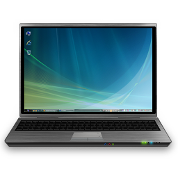 Image PNG Transparent Laptop 256x256, Laptop HD PNG Download