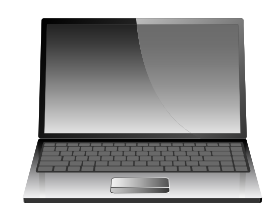 Vector Laptop Png