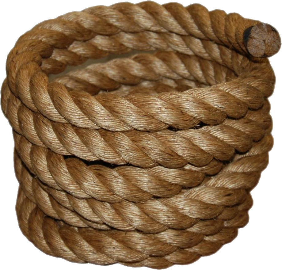Large Rope Roll Png image #45173