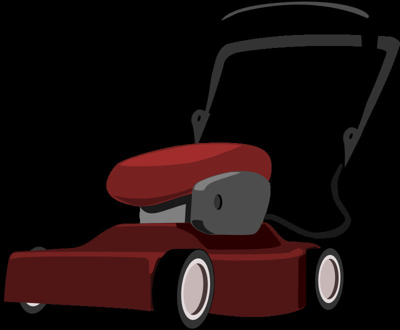 Lawn Mower Svg Free