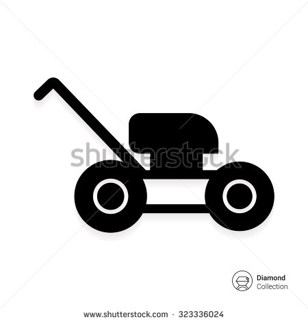 Png Icons Lawn Mower Download image #14725
