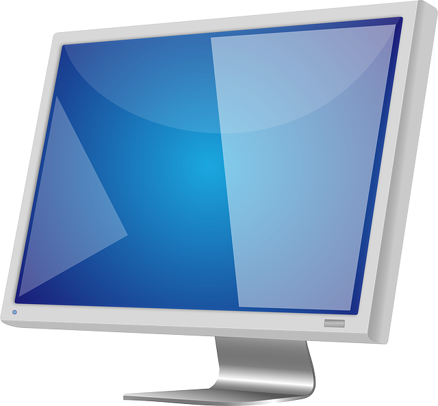 Lcd Screen Download Icon