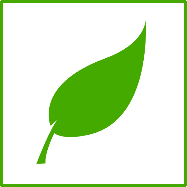 Vector Leaf Icon image #35691