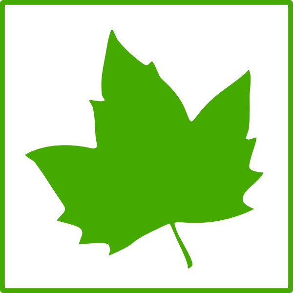 Vector Leaf Icon image #7064