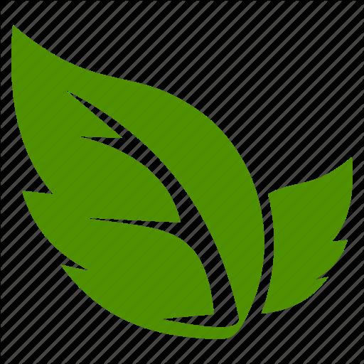 Green Leaves Icon Clip Art at Clker.com - vector clip art online ...