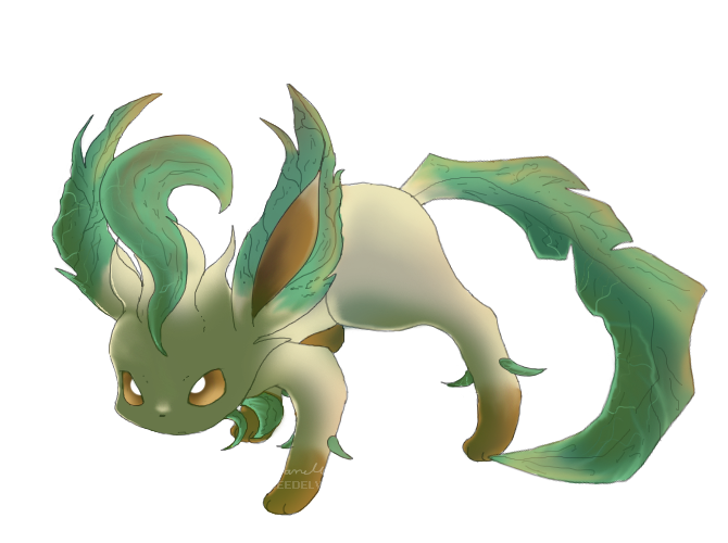 Download For Free Leafeon Png In High Resolution image #24039