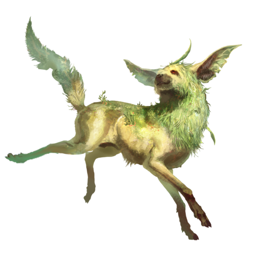 Download Icon Leafeon Vectors Free image #24040