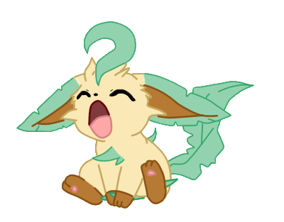 Pic Leafeon PNG image #24052