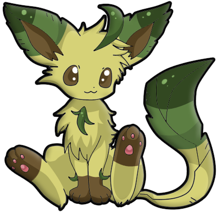 Leafeon In Png image #24053