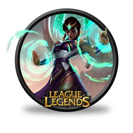 League Of Legends Drawing Icon