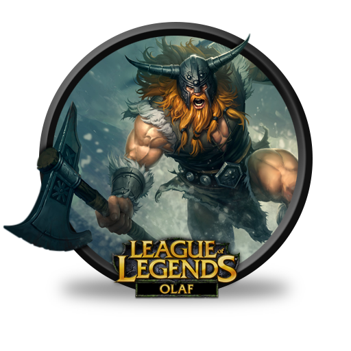 League Of Legends Icon Vector