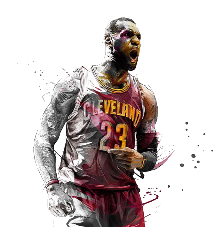 lebron james png