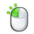 Vector Mouse Left Click Free Download Png image #15057