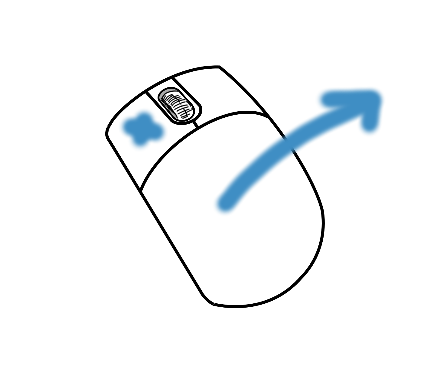 Left Mouse Button Icon image #15060
