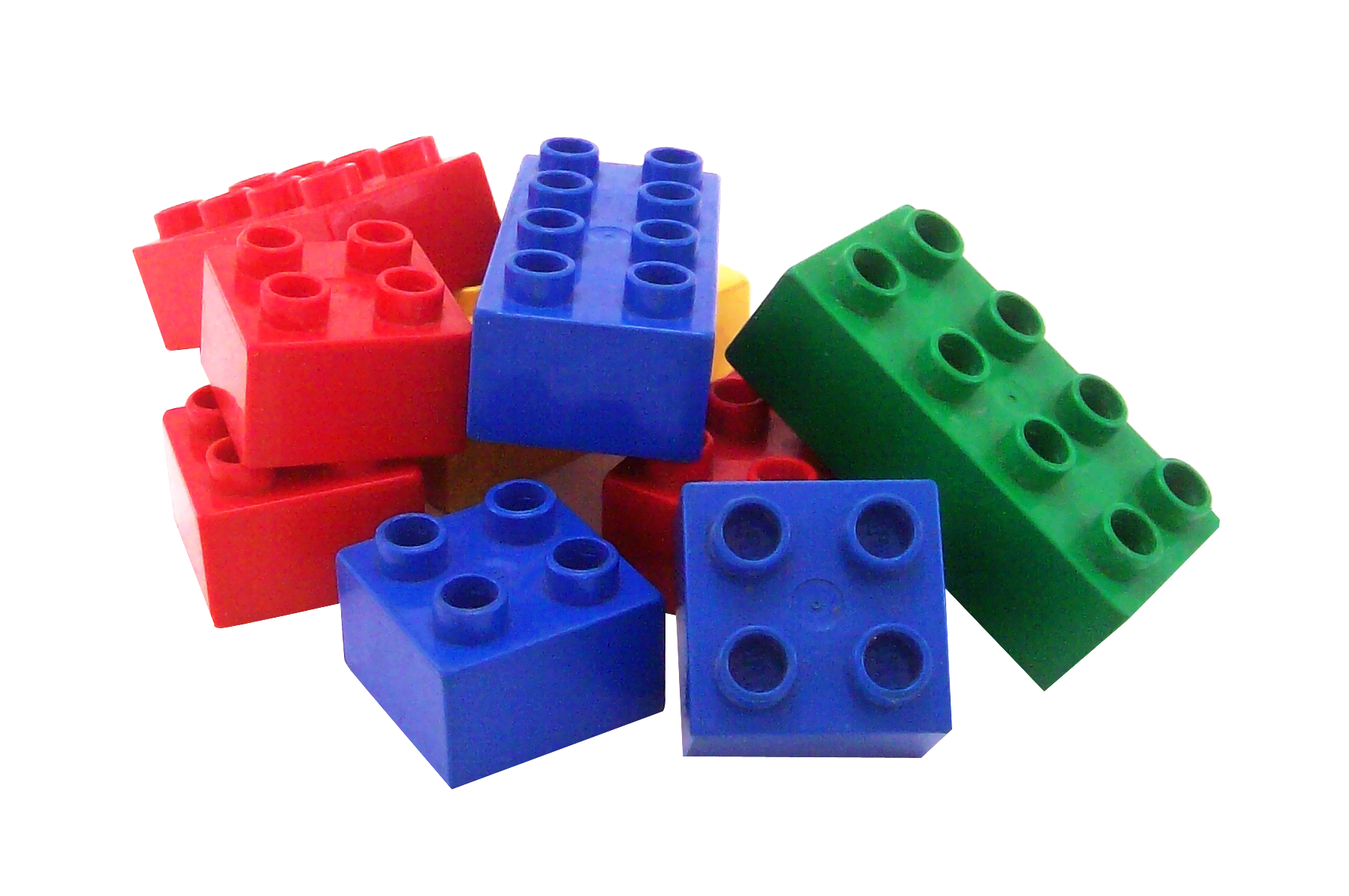 Lego Brick, Blue, Red, Green Png image #46615