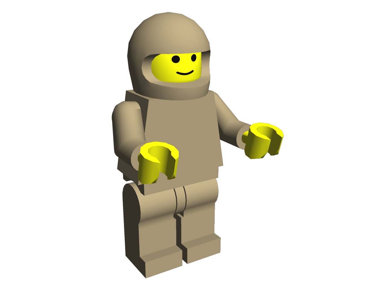 Lego Man PNG HD image #46639